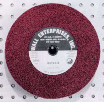 """Picture of RBG 10112  12"""" Ruby Grinding Wheel"""