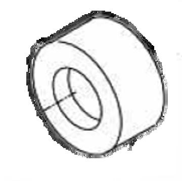 Picture of (TRE) WHEEL, W/PNUEMATIC TIRE, 5