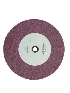 """Picture of RBG 10112-46  12"""" 46 Grit Ruby Grinding Wheel"""